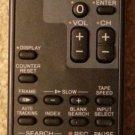 SONY VCR RMT-V191A REMOTE CONTROL SVO-1520 SVO-1430 SVO-1420 147371721 RMTV191A