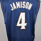 Antawn Jamison #4 Washington Wizards Reebok NBA Basketball Jersey Size L
