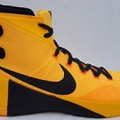 Nike Hyperdunk 2015 Size 13.5 Bruce Lee Laser Orange Men's Shoes 749561 806