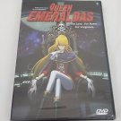 Queen Emeraldas DVD - Rare - 1999 Anime - Free Shipping! BRAND NEW SEALED