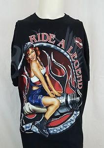 Harley Davidson Motorcycles Ride a Legend Las Vegas Nevada Shirt - XL