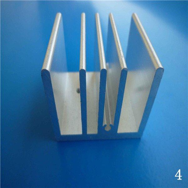Heat Sink  Aluminum Construction Radiator