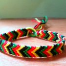 Handmade Chevron Friendship Bracelet