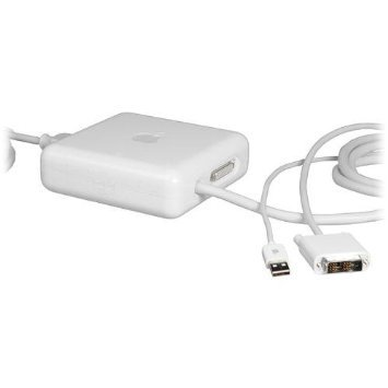 New Genuine Apple DVI to ADC Display Adapter A1006 M8661LL/A