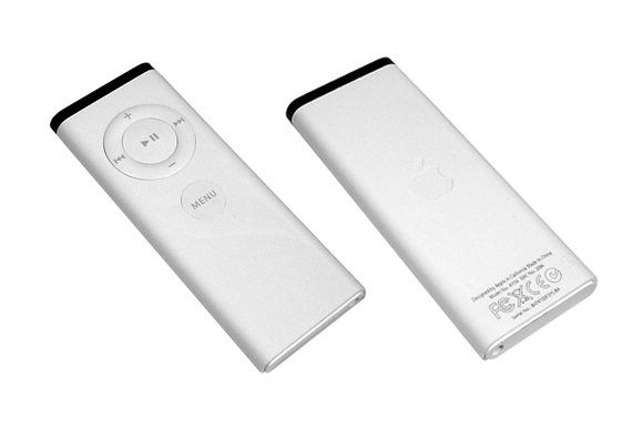 Apple Remote Control White : iPod Dock Macbook Pro Mac Mini iMac Apple TV 1 2 3
