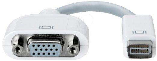 Genuine Apple Mini-DVI To VGA Adapter for Apple Mac Monitor Projector M9320G/A