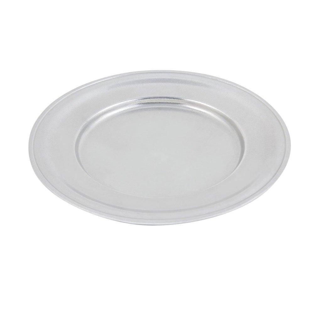11 inch Traditional Dinner Plate Sandstone Black Speckled