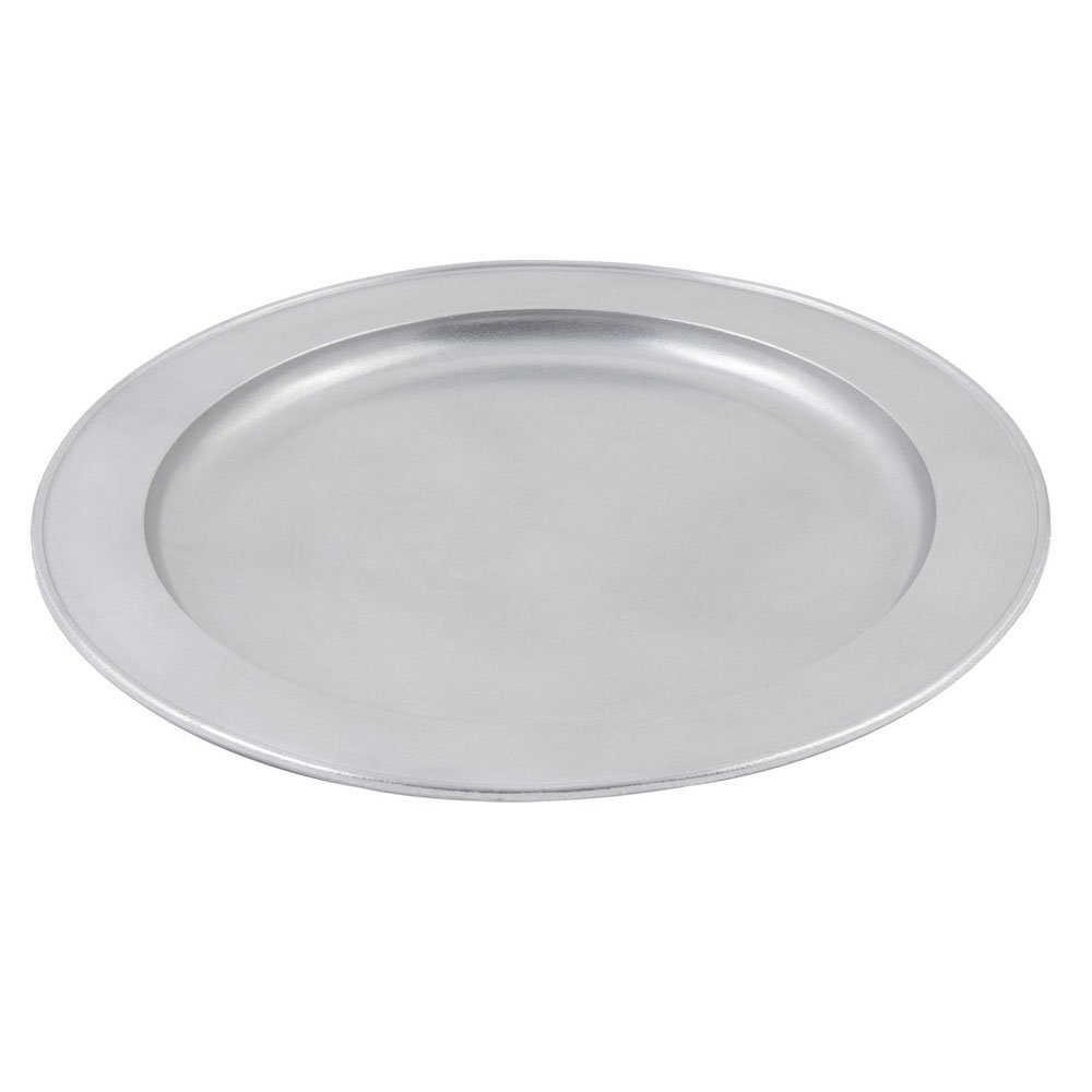 16 inch Round Platter Sandstone Terra Cotta