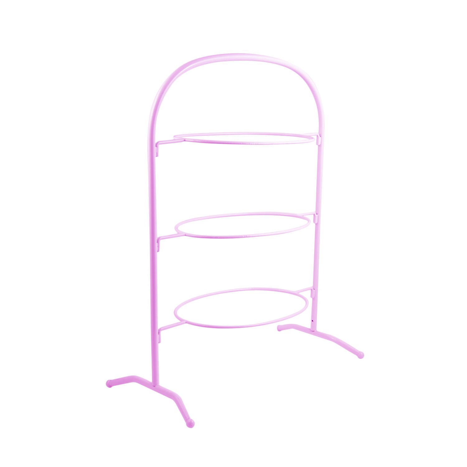 30 H x 26 W inch Wire Stand for 2090 Sandstone Dusty Rose