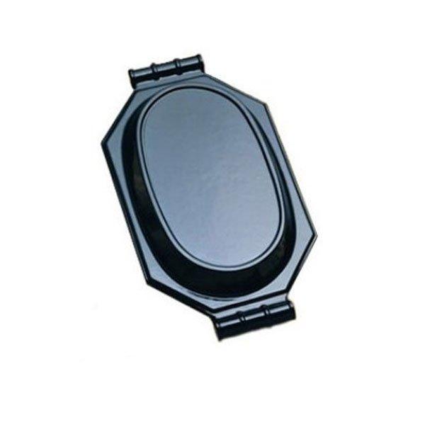8 x 14 inch Cover for 3 Compartment Au Gratin Sandstone Black