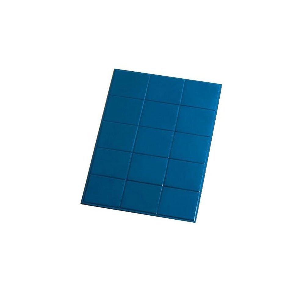 13 1/8 x 21 3/8 inch Full Size Tile Tray Pewter Glo