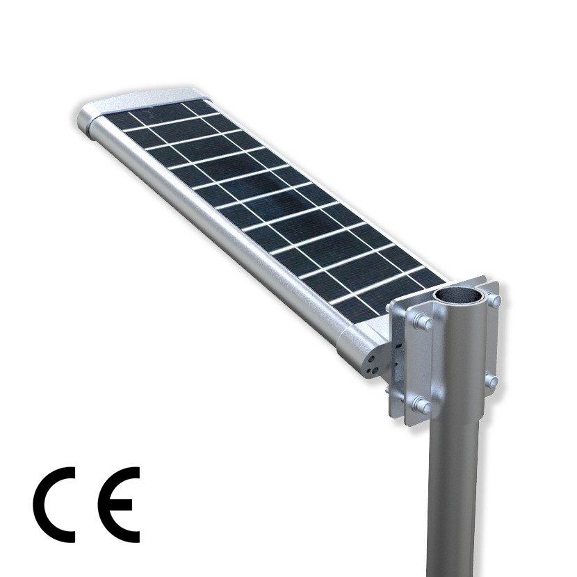 12W SOLAR LED PATHWAY AND STREET LIGHT