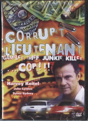 Corrupt Lieutenant - A New York detective on the take