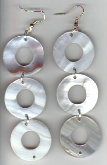 3 White circles