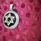 ZIK ZOK Men or Women Fine Jewelry Gold silver pewter Gothic  PENDANT  TM&C