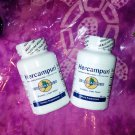 2 HERCAMPURI Capsules BITTER TEA Liver tonic.Fat-Burner.Hang-over.Hepititus.PERU