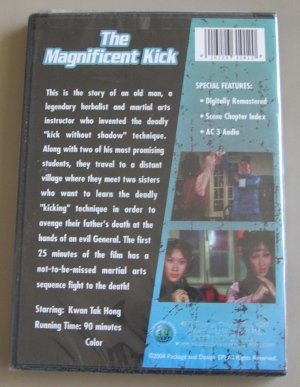 The Magnificent Kick Kwan Tak Hong