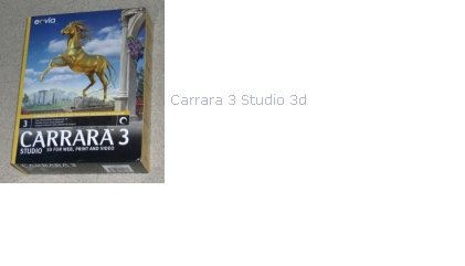 CARRARA 3.0 STUDIO