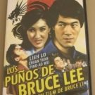 Bruce Lee Bruce Li Action Kung fu DVD