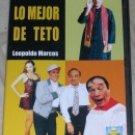 La Mejor de Teto dvd