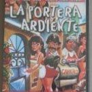 La Portera Ardiente DVD