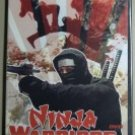 Ninja Warriors DVD