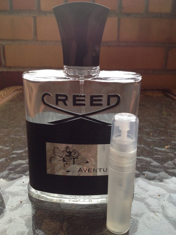 CREED AVENTUS Eau De Parfum 5 ml Sample Spray Atomizer batch 17Q01 - 100% Authentic