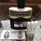 CREED AVENTUS Eau De Parfum - THREE 1.7 ml Sample Spray Atomizers batch 17Q01 - 100% Authentic
