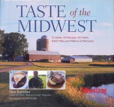 TASTE OF MIDWEST Kaercher LIVING Recipes COOKBOOK 2006