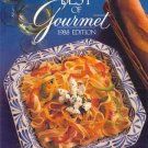 THE BEST OF GOURMET 1988 Cook Book RECIPES Huge! HC/DJ