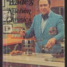 1969 DAVID WADE'S KITCHEN CLASSICS Vintage RECIPE HC/DJ