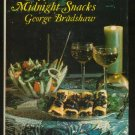 1969 SUPPERS & MIDNIGHT SNACKS Bradshaw COOKBOOK