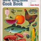 June Platt NEW ENGLAND COOK BOOK HC/DJ 1971 Recipes