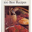 WORLD'S 100 BEST RECIPES 1973 HC/DJ Culinary Arts Institute