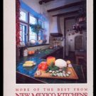 MORE OF BEST NEW MEXICO KITCHENS 1983 Cookbook