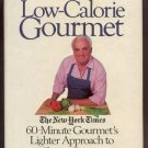 1984 LOW-CALORIE GOURMET Franey NY TIMES HC/DJ