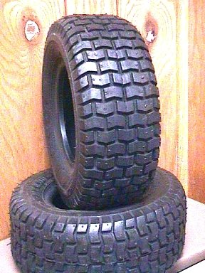 11x4.00-4 Carlisle TURF SAVER walk behind/ZTR tire NEW!