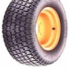 18x8.50-8 Carlisle TURF TRAC RS - Round Shoulder TURF Tire
