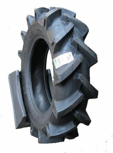 6-14 AG LUG style front tractor tire, TUBE and SHIPPING included!