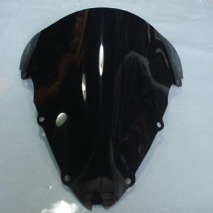 Dark Smoke Windscreen Windshield for Honda CBR 600 F4i 2001 2002 2003 04 05 06
