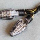 LED TURN SIGNAL Light Street Dual Sport Dirt Bike FZR1000 FZR400 FZR600 FZR600R