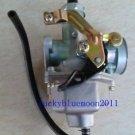 PZ27 w/Cable Carburetor 27mm Carb  Honda XR CRF 100 125 150cc 200 ATV Pit Bike