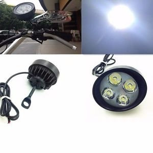 LED MOTORCYCLE HEADLIGHT FOG SPOTLIGHT FOR KAWASAKI VULCAN 1500 1600 900 800