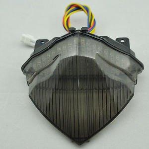 Integrated Smoke LED Tail Brake Light Turn Signal Indicator For YAMAHA YZF R1