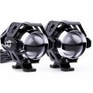 CREE U5 LED MOTORCYCLE SPOT DRIVING FOG LIGHTS FOR BMW R1200R F650 Spotlight