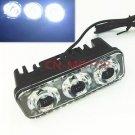 LED Spot Fog Lamp Driving light Motorcycle ATV Motorbike Offroad UTV MX Custom