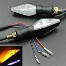 LED Turn Signal Lights Indicator For KTM 950 85 690 660 65 640 Supermoto Enduro