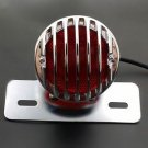 Brake Tail Light License Light Plate Holder Chopper Cafe Racer Motorbike Trike