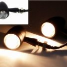 Turn Signal Indicator Lights Motorcycle Retro Bobber Chopper Cruiser Custom
