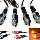 Arrow FRONT+REAR LED TURN SIGNAL RUNNING TAIL BRAKE LIGHT For Yamaha FZ8 YZF R6